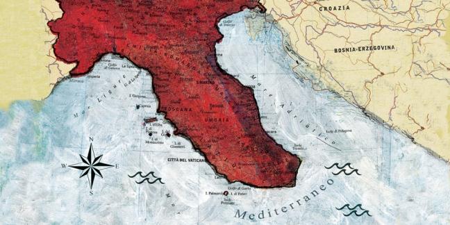 Cartina Politica Sud Italia.Perche La Lega Vince Anche Al Sud Paese Sud