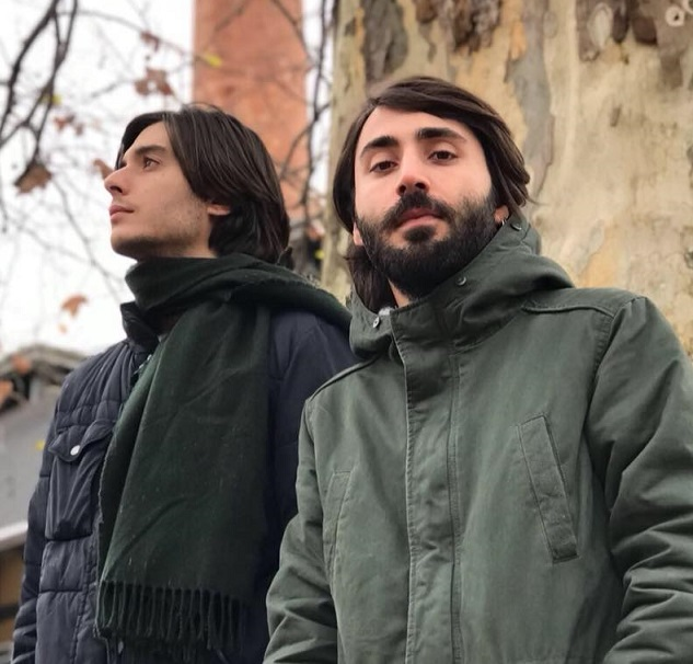 Aliante - duo band salernitana
